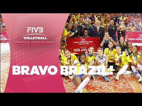 Bravo Brazil!
