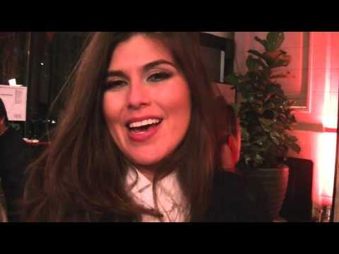 Mariana Antoniale habló sobre la idea de casamiento con Rial