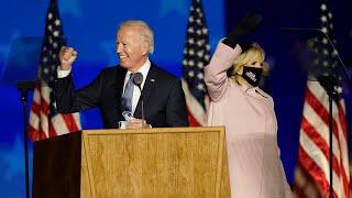 video: Will the special relationship need rebuilding if Joe Biden wins?