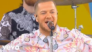 Download Lagu Imagine Dragons - Thunder (Live On Good Morning America/2017) Gratis STAFABAND