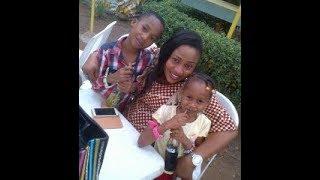 Heartbreaking! See the Cute little kids Aisha Abimbola 'Omoge Campus' Left behind.