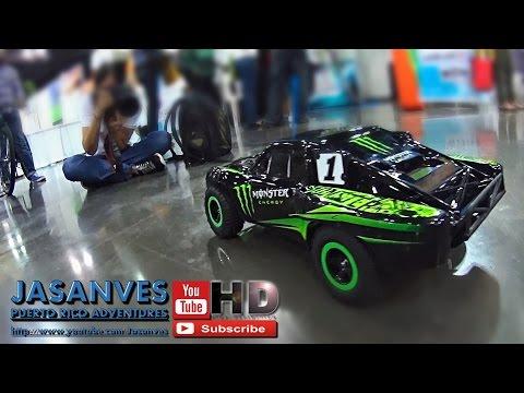 Monster Energy RC Car Showcase in