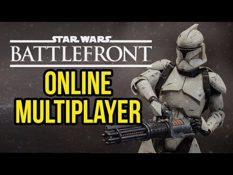 Star Wars Battlefront 3: Online Multiplayer