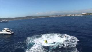 Damon Rippy riding the new Flyboard® pro series