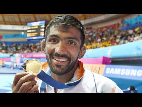 yogeshwar | historic gold  | asian 2014