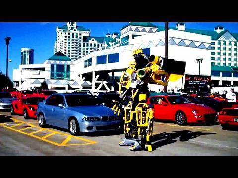 Transformers 3 BumbleBee The Bad Ass Music Video