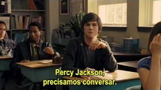 PERCY JACKSON E OS OLIMPIANOS O LADRÃO DE RAIOS   NOVO TRAILER HD   LEGENDADO