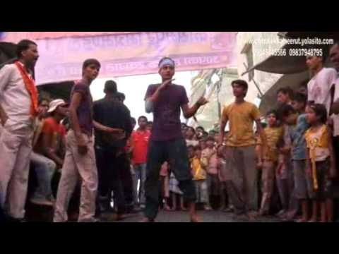 STREET DANCE @  KANKERKHERA ( MEERUT ).mov