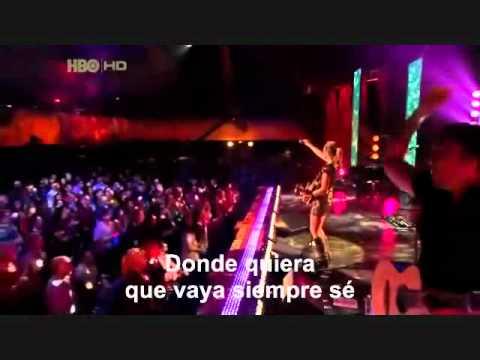 Bubbly - Colbie Caillat Live - Subtitulos video