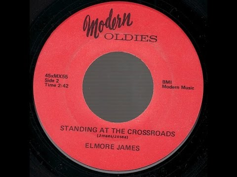 James Elmore - Standing At The Crossroads