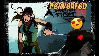 Perverted Shadow Fighter Vs Shark (BATMAN VERSION)