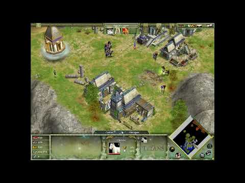 Let's play Age Of Mythology The Titans Expansion épisode 3