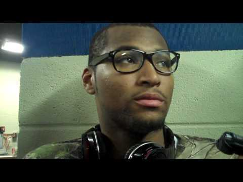 DeMarcus Cousins on johnclay.bloginky.com Video