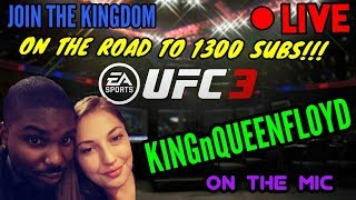 [ LIVE ] UFC 3 ONLINE #1 RANKED IN THE WORLD EP 86 PRO PLAYER PS4 GAMEPLAY