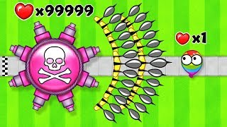 BLOONS 1v1 Modded Tower CHALLENGE