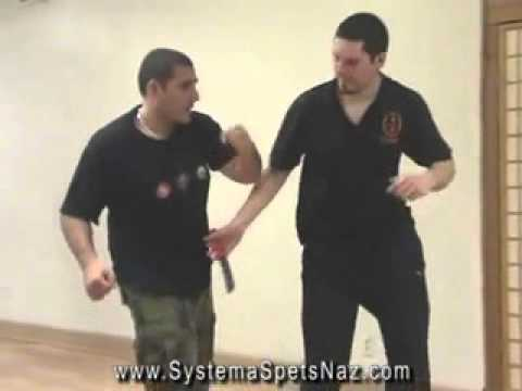 Knife fighting techniques Image 1