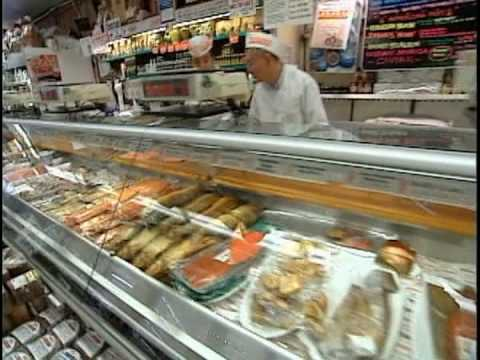 Saul Zabar's tour of Zabar's Smoked Fish