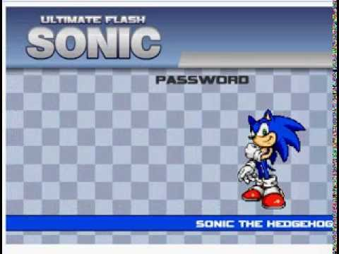 Ultimate flash sonic cheat to unlock shadow and amy