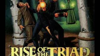 Goin' down the Fast way - Rise of the Triad (ROTT)