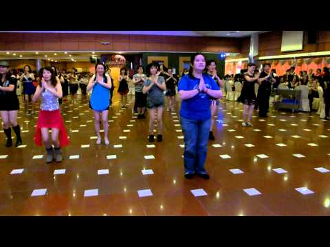 Desi  Girl  -  Line Dance video