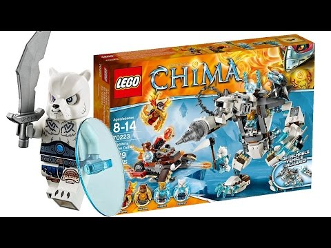 LEGO Legends of Chima 2015