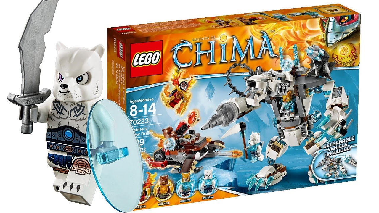 Lego Legends Of Chima 2015 Sets Pictures Youtube