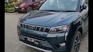 Mahindra Xuv300 W8 Variant Interior And Exterior Walkaround Overview