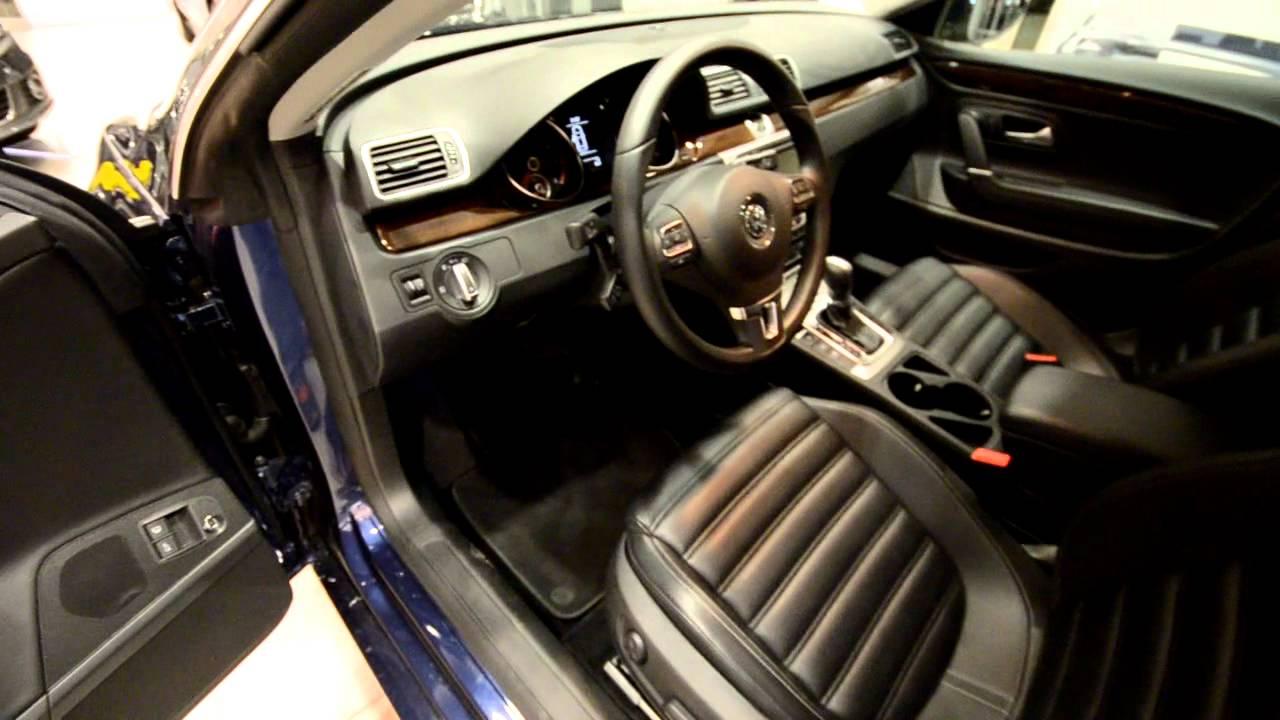 2012 Volkswagen CC Lux Plus CPO (stk# 29240SA ) for sale at Trend Motors VW in Rockaway, NJ ...