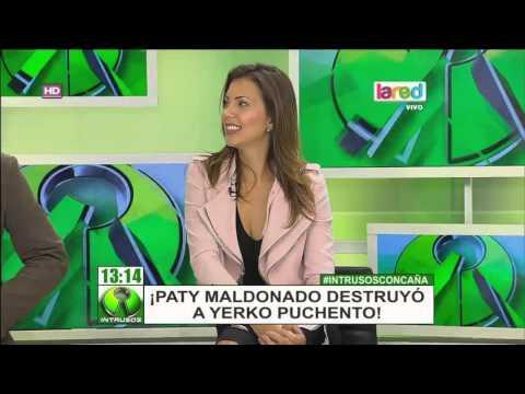 Patricia Maldonado en picada contra Yerko Puchento