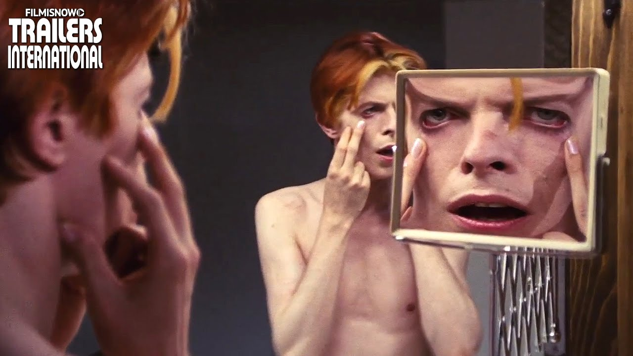 The Man Who Fell to Earth ft. David Bowie | 40th Anniversary Remastered Trailer [HD]