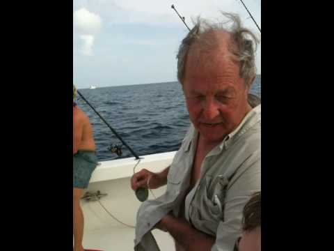 Kite Fishing for Tuna (Part 1)