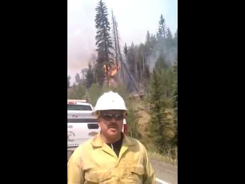 Wildfire specialist: Utah's Seeley Fire is moving up to half a mile an hour