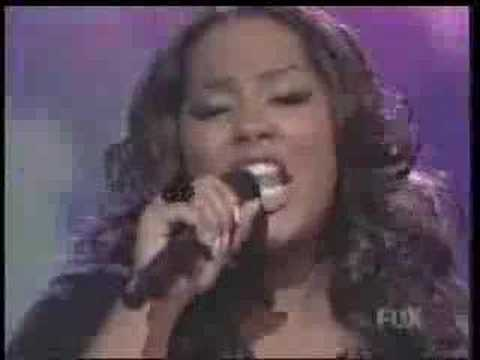 American Idol - Joanne Borgella - I Say A Little Prayer