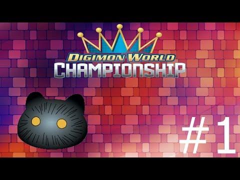 Digimon World Championship - Episode 1 - Rivalry With Tsunamon video