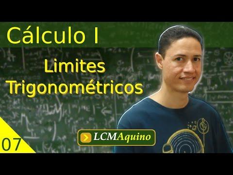 07. Limites Trigonométricos. | Cálculo I.