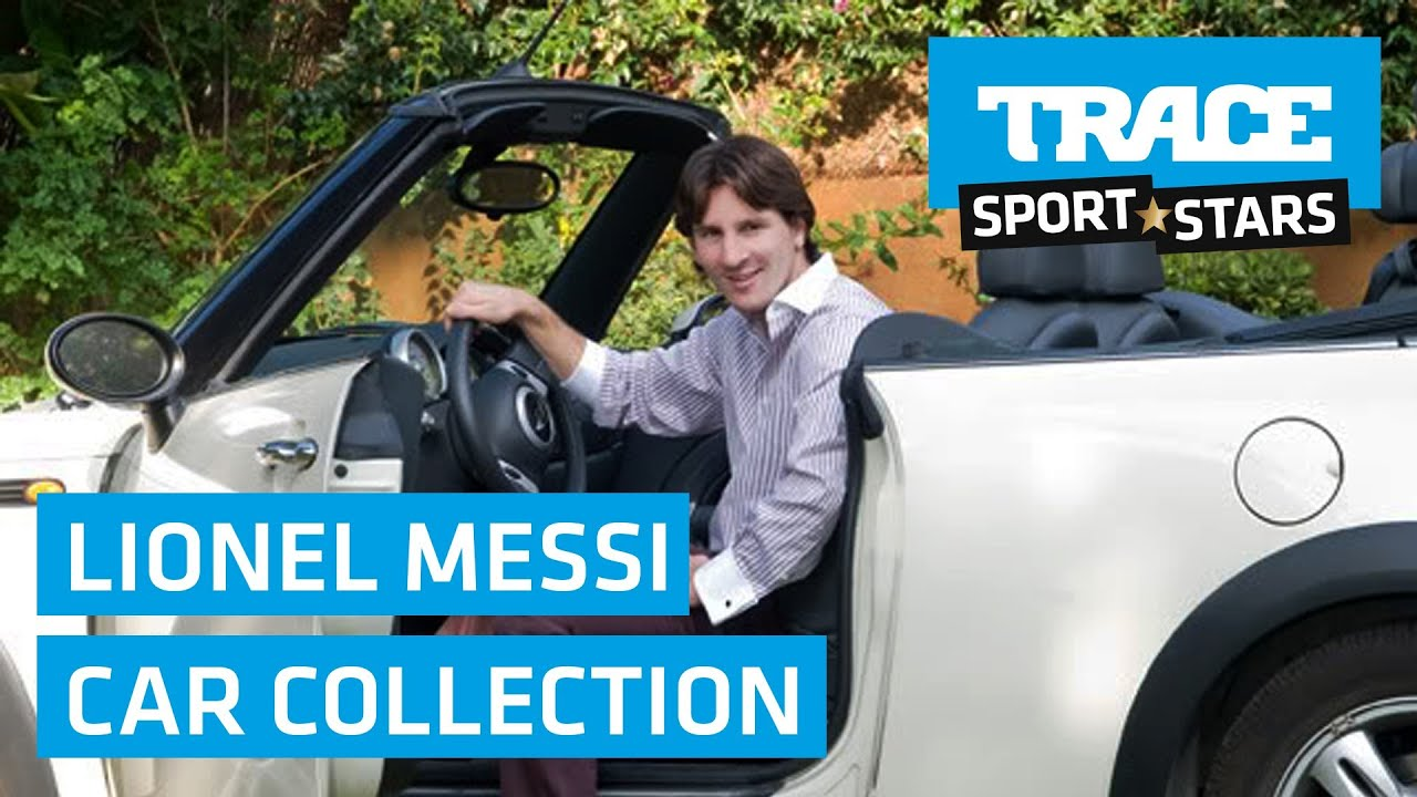 Messi Cars 2012 Lionel Messi Car Collection