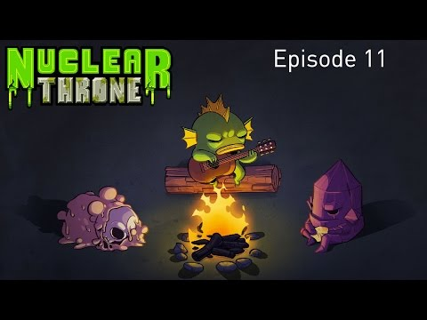 Let's Play - Nuclear Throne Daily - Episode 11