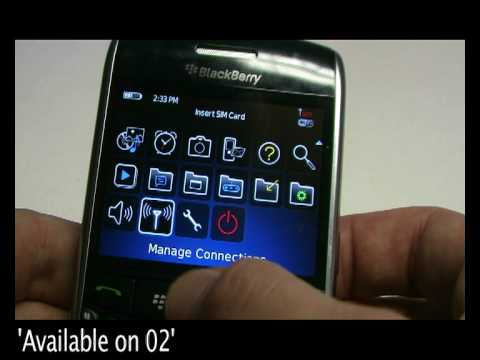 Shiny Review: BlackBerry Curve 8900