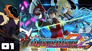 Let's Play Blaster Master Zero 2 - Switch Gameplay Part 1 - Blast From The Past