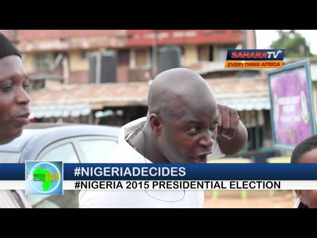 Nigerians Insist on Voting Despite Card Readers Issues