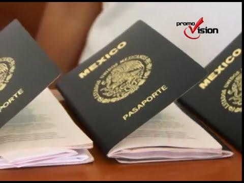 Aumentan requisitos para el trámite de pasaportes para menores de edad
