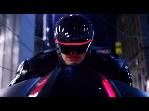 Robocop 2013 Trailer #2 2014 Movie - Official [HD]