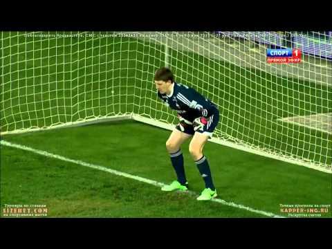 Объединенный суперкубок-2014 по футболу | ЦСКА 0-0 Металлист | Серия пенальти