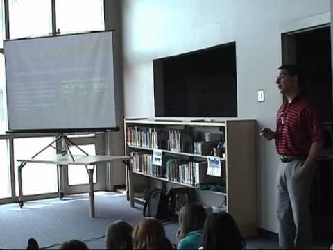 Dr Gerber The Science Of Obesity http://denversdietdoctor Cresthill Middle School Part 3 Of 4