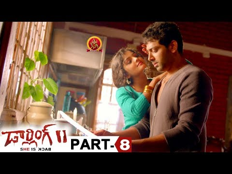 Darling 2 Full Movie Part 8 - 2018 Telugu Horror Movies - Kalaiyarasan, Rameez Raja, Maya
