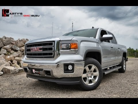2014 GMC Sierra 1500 HD Walkaround - Kingston. MA 02364