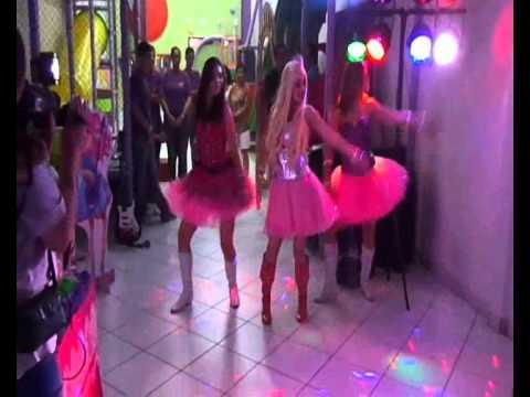 Festolandia shows Barbie A Princesa e a Pop Star cover