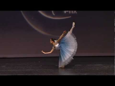 Miko Fogarty, 14, YAGP SF 2012 Youth Grand Prix Winner - Giselle - ジゼル Music Videos