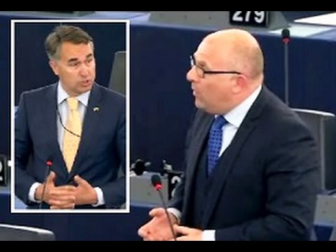 EU-Russia relations: Is the answer more EU expansion eastwards? - James Carver MEP