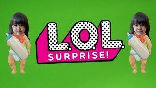 L.O.L surprise review and play | review dan main L.O.L surprise kertas MURAH !!